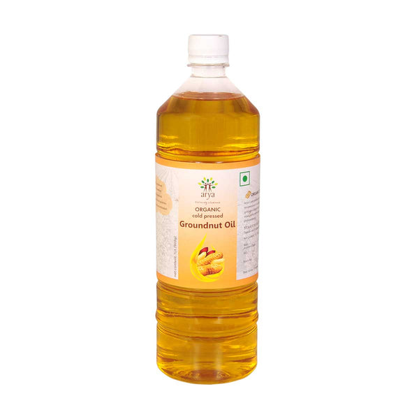 Arya Ground Nut Oil, 1L