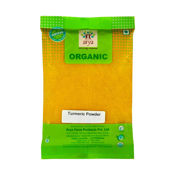 Arya Turmeric Powder, 100g