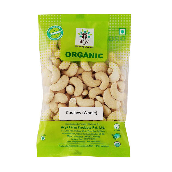 Arya Cashew (Whole) 100g