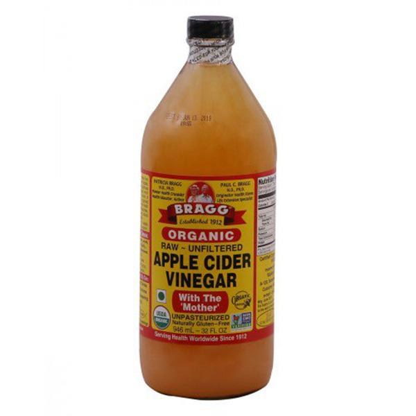 Bragg Organic Apple Cider Vinegar – (32 oz / 1 lt)