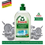 Frosch Dishwashing Liquid Sensitive Provitamin, 500ML