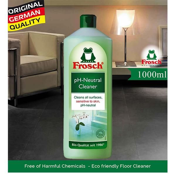 Frosch Floor Cleaner pH Neutral, 1LT