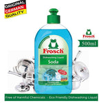 Frosch Soda Dishwashing Liquid, 500ML