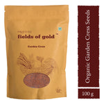 Pristine Fields of Gold - Garden Cress Seeds, 100g