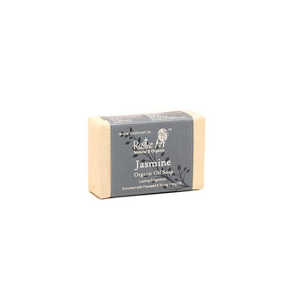 Rustic Art Jasmine Soap, 100g