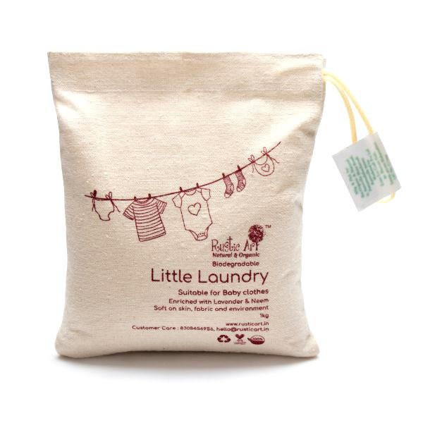 Rustic Art Little Laundry, 1 kg