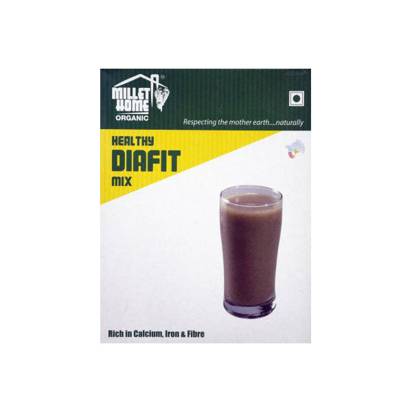 Millet Home Organic Healthy Diafit Mix, 200gm