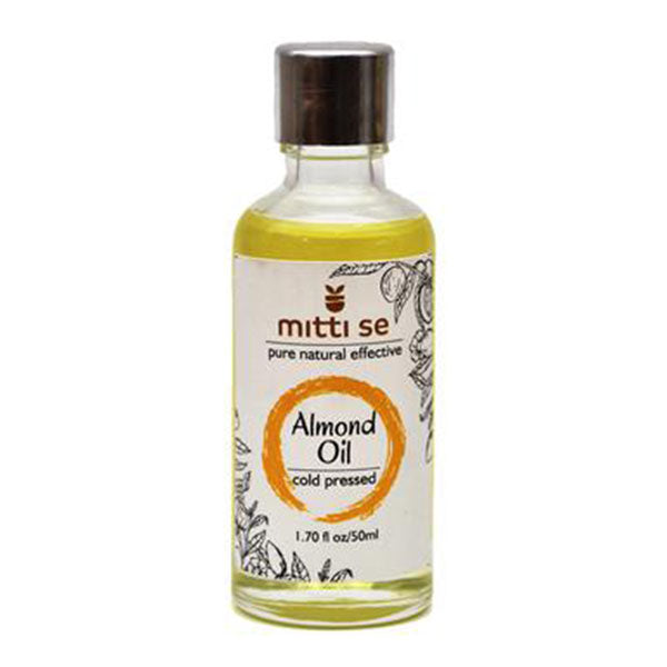 Mitti Se Almond Oil, 50ml