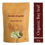 Pristine Fields of Gold - Organic Bay leaf, 10g