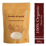 Pristine Fields of Gold - Organic Mixed Millet Flour, 500g