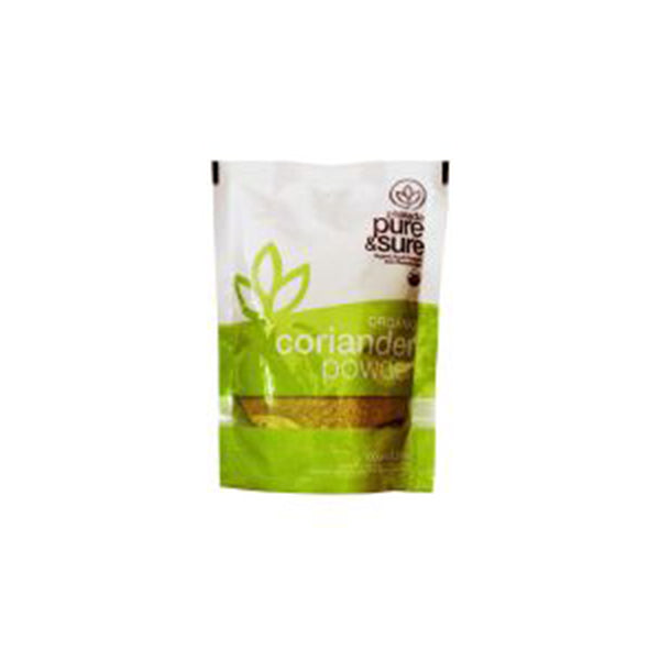 Pure & Sure Organic Coriander - Powder, 100GM