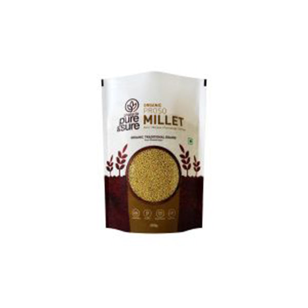Pure & Sure Organic Proso Millet, 500gm