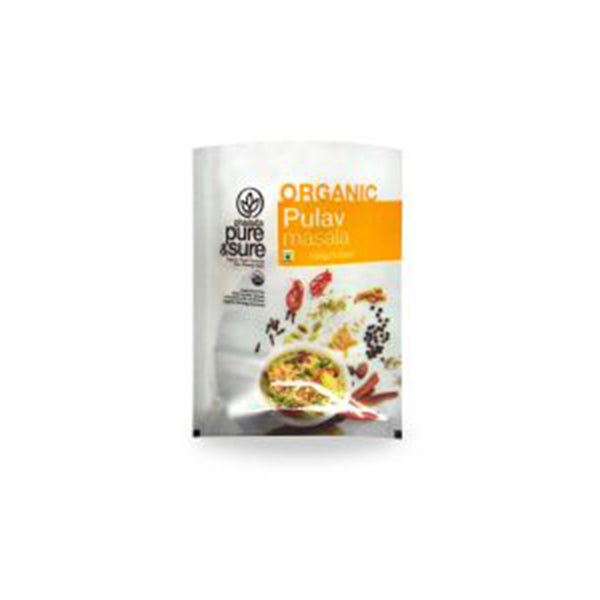 Pure & Sure Organic Pulav Masala, 100GM
