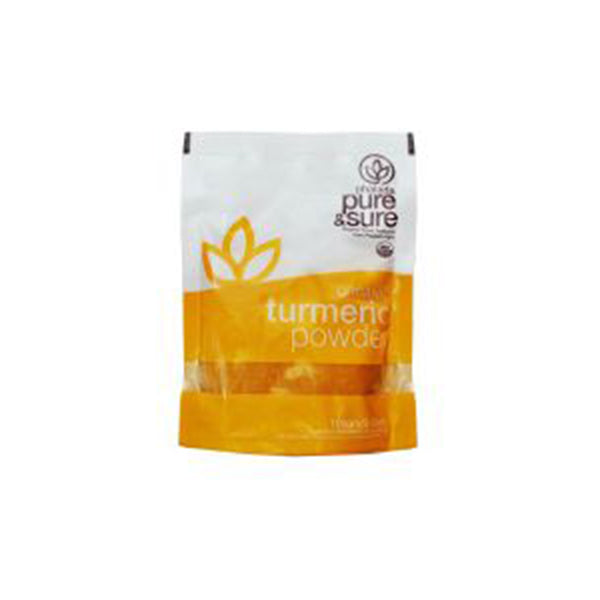 Pure & Sure Organic Turmeric - Powder, 100GM