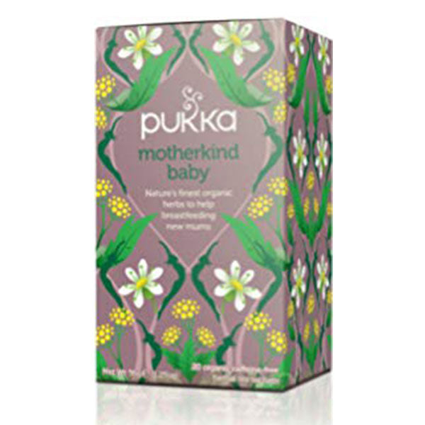 Pure & Sure Pukka Motherkind Baby Tea, 20 Bag/ Pkt.