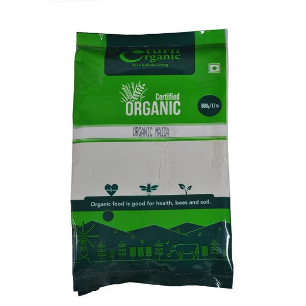 Turn Organic Maida, 500gm