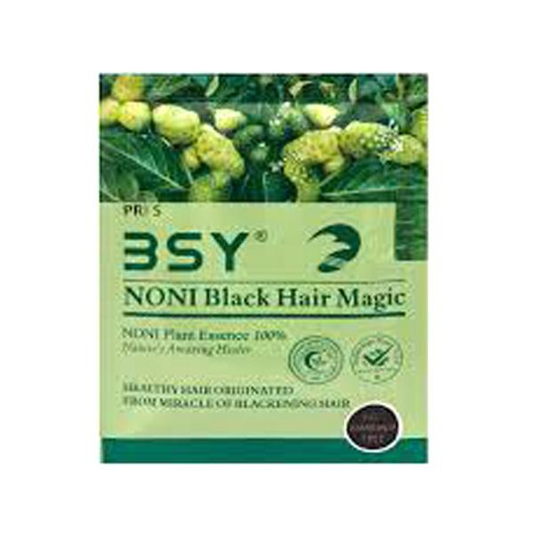 BSY Noni Black Hair Magic, 12ml