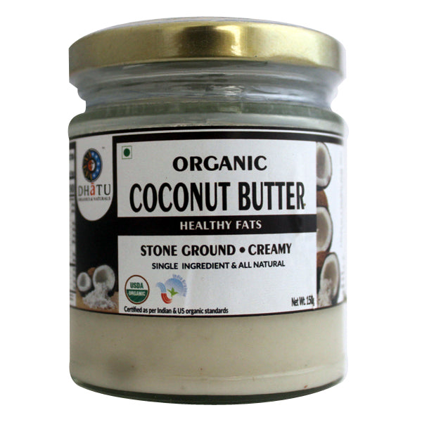 Dhatu Coconut Butter, 150g