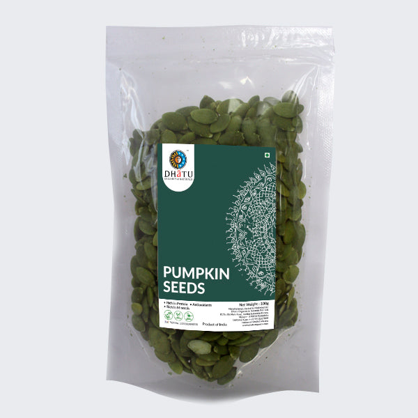 Dhatu Pumpkin Seeds, 100g