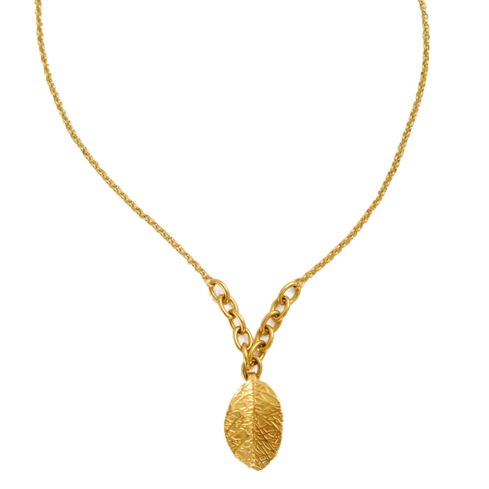 Ali Necklace in Gold