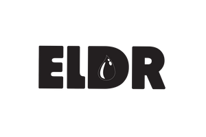 ELDR Supply Glass Water Bottles