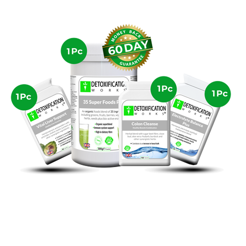 cleanse and detox kit