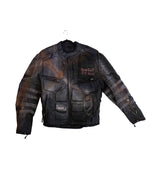 RAMEAU Armoured Jacket with Removable Sleeves