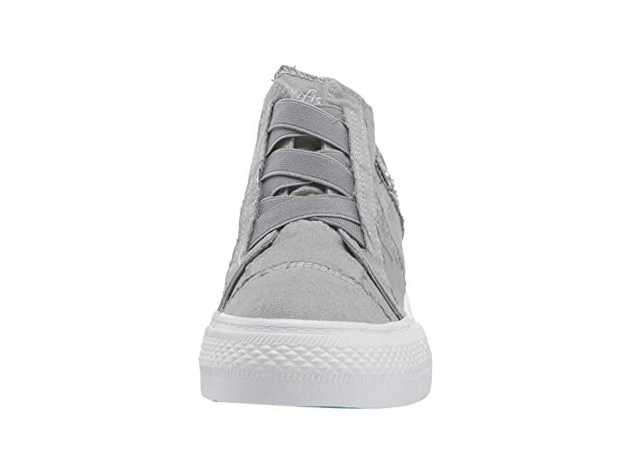 Blowfish - Mamba Sneaker - Sweet Gray Color Washed Canvas