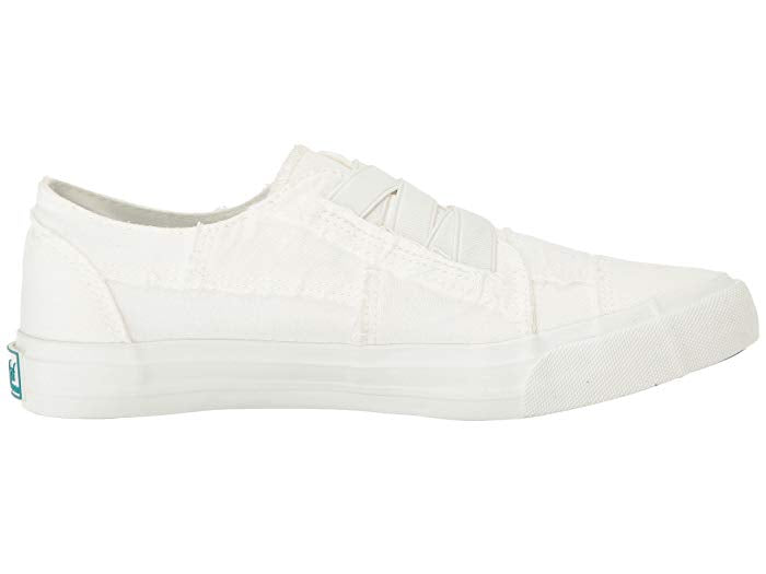 Blowfish - Marley Sneaker - White Color Washed Canvas