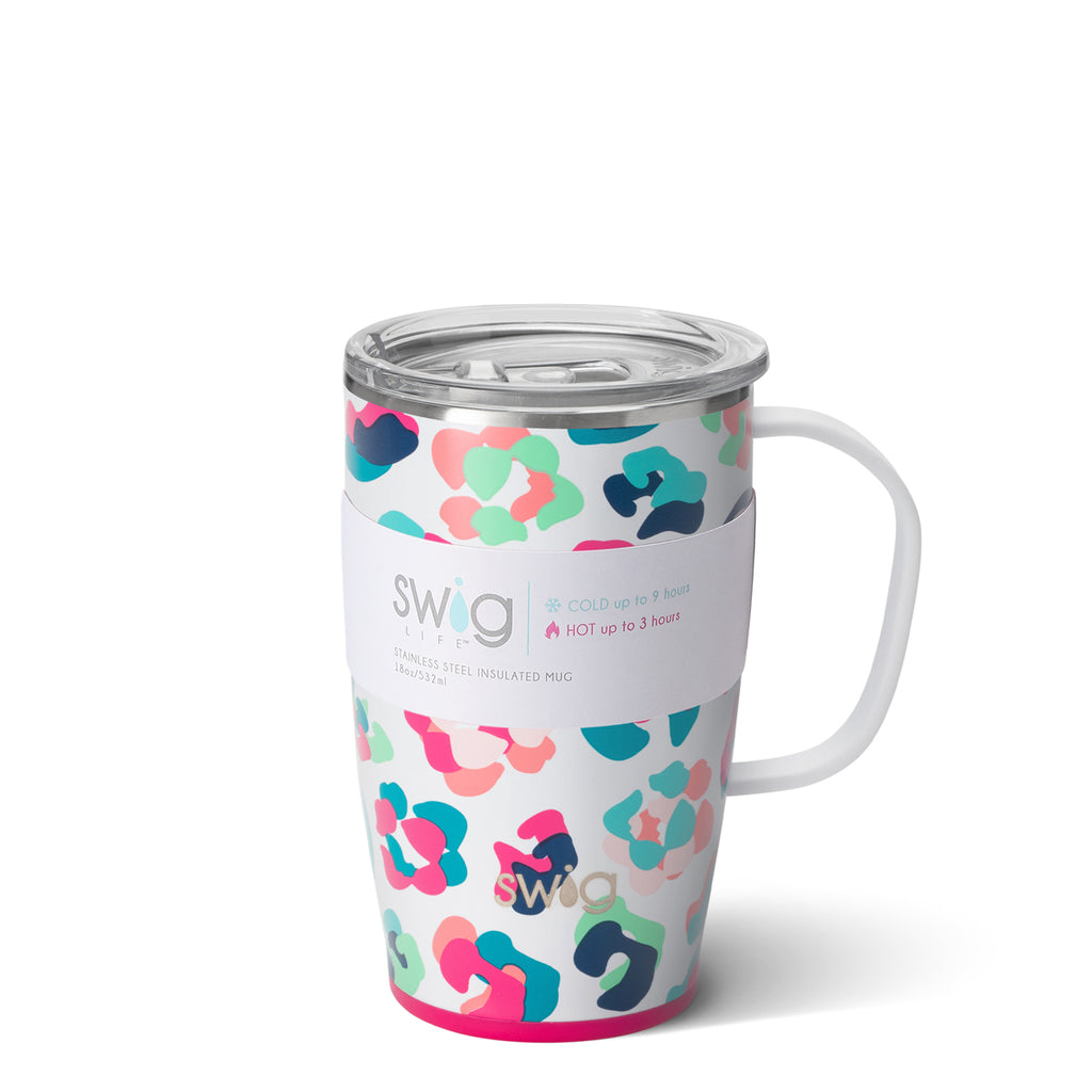 Swig Life 18oz Party Animal Travel Mug