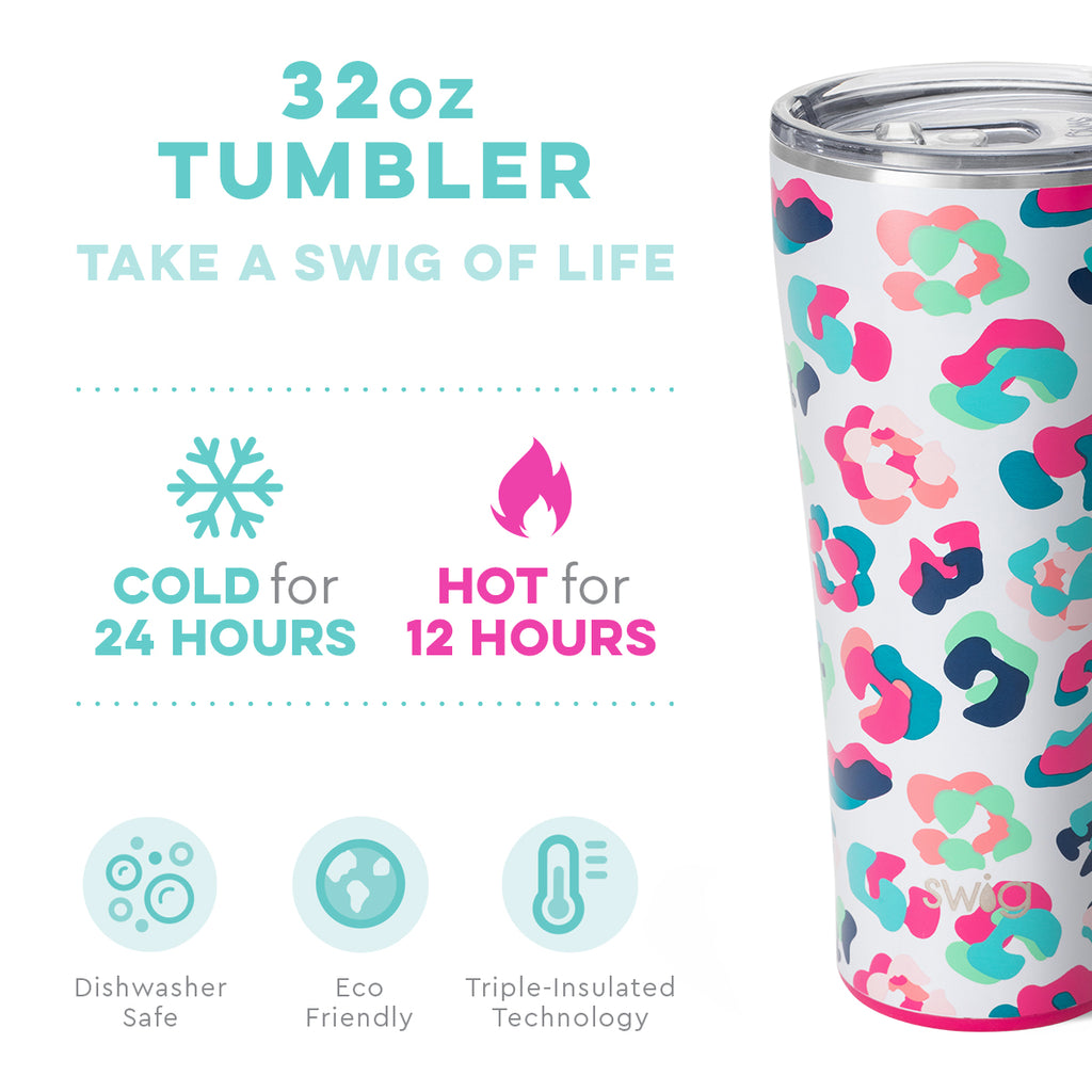 Swig Life 32oz Party Animal Tumbler