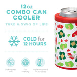 Swig Life 12oz Jingle Jungle Cooler