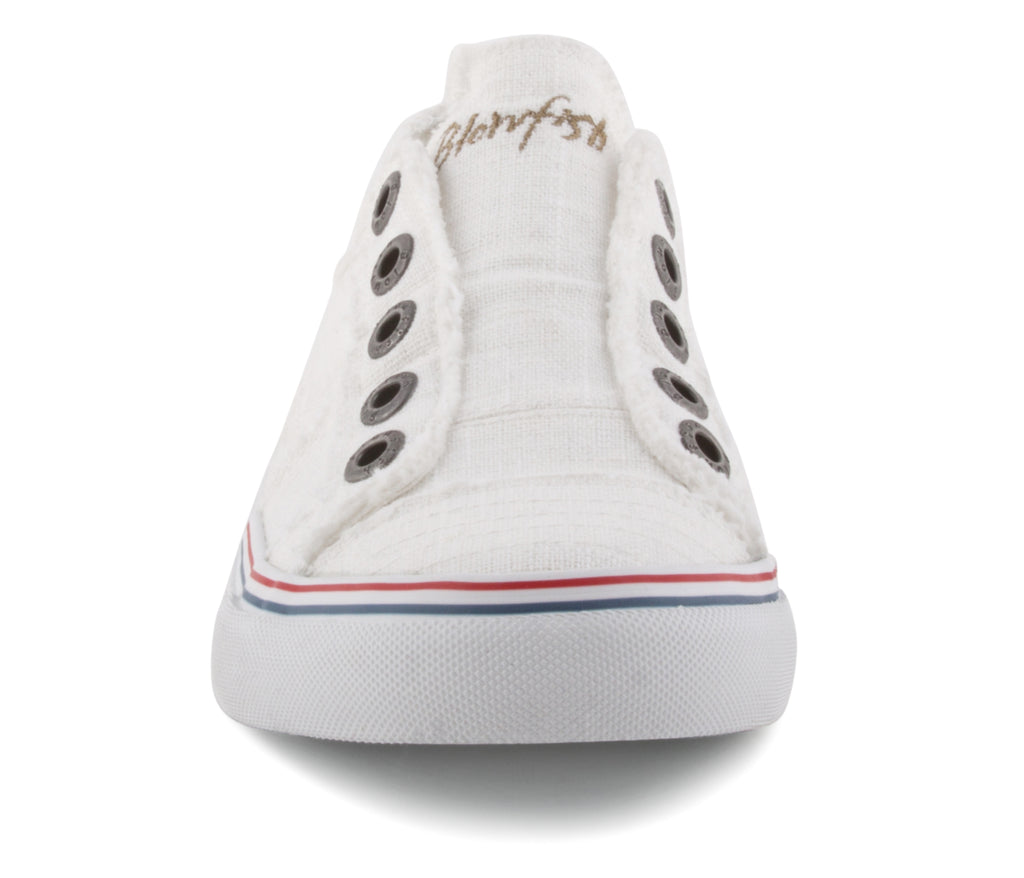 Blowfish - Play Sneaker - White Color Washed Cozumel Line