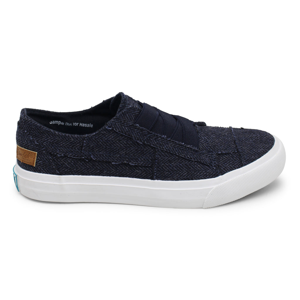 Blowfish - Marley Sneaker - Navy Herringbone