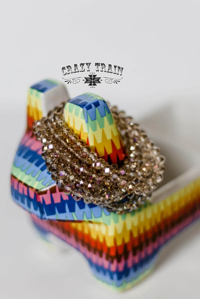 Crazy Train - Beige Mare Bracelet - Crazy Train