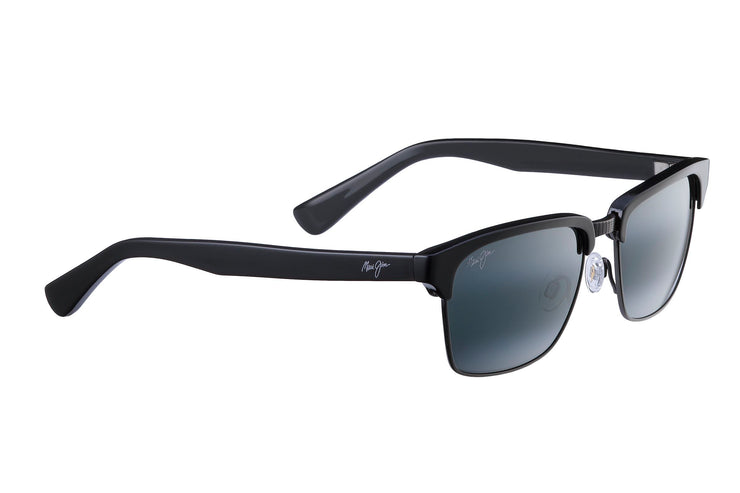 Maui Jim - Kawika - Gloss Black  / Neutral Grey