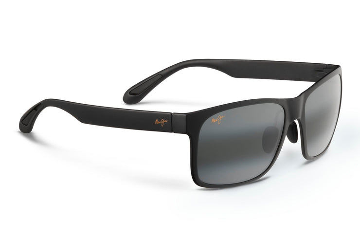 Maui Jim - Red Sands - Matte Black / Neutral Grey