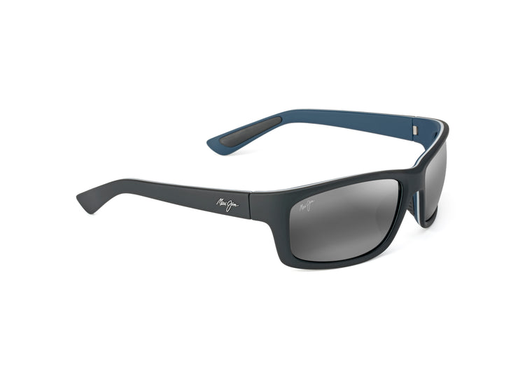 Maui Jim - Kanaio Coast - Matte Soft Black / Neutral Grey