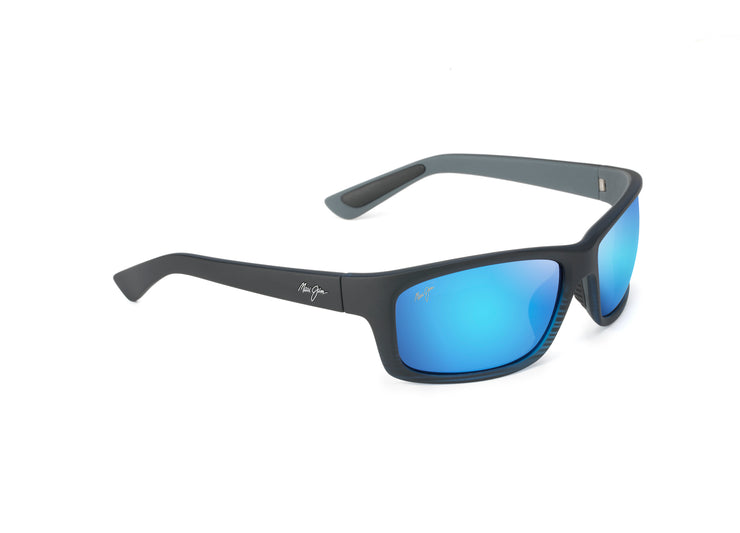 Maui Jim - Kanaio Coast - Matte Translucent Blue / Blue Hawaii
