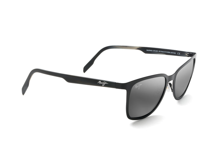 Maui Jim - Naupaka - Satin Black / Neutral Grey