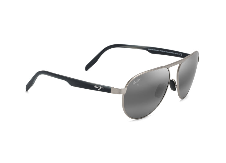 Maui Jim - Swinging Bridges - Brushed Grey / Neutral Grey