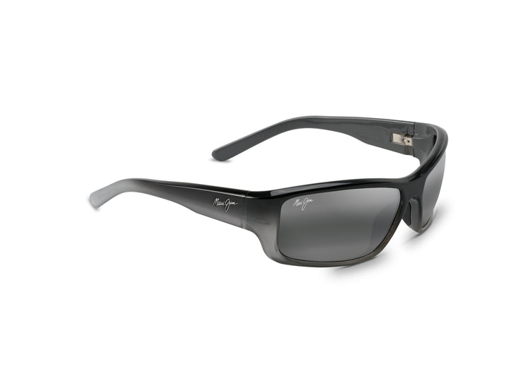 Maui Jim - Barrier Reef - Black Silver Grey / Neutral Grey