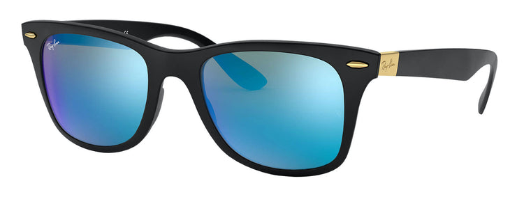 Ray-Ban - Wayfarer Liteforce Rx - Matte Black / Gold