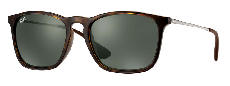 Ray-Ban - Chris Rx - Havana Rubber