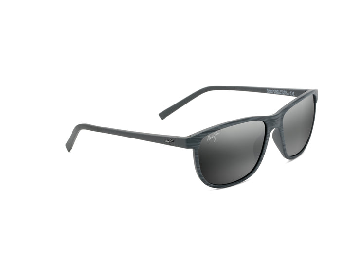 Maui Jim - Dragon's Teeth - Grey Stripe / Neutral Grey
