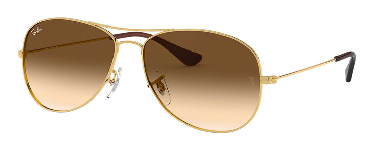 Ray-Ban - Cockpit Rx - Arista Gold / 56
