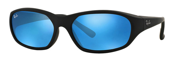 Ray-Ban - Daddy O Rx - Black Rubber