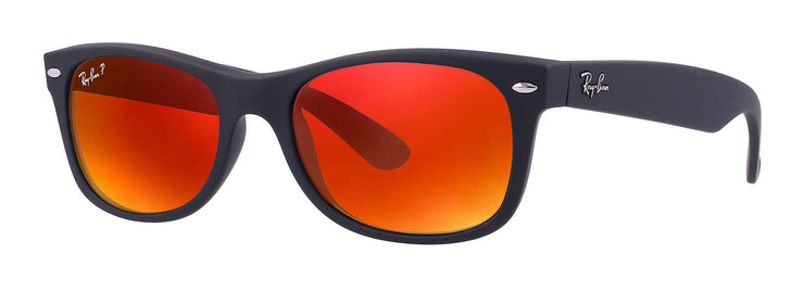 Ray-Ban - New Wayfarer Rx - Matte Black Rubber / 52 Small