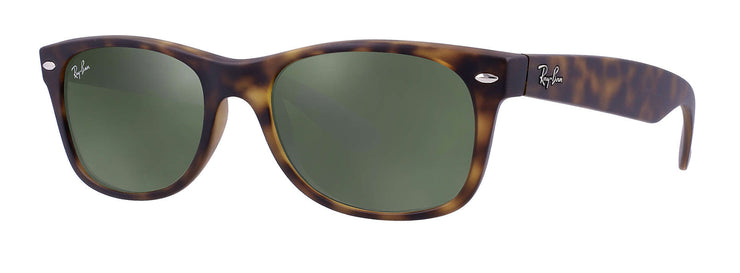Ray-Ban - New Wayfarer Rx - Matte Havana Rubber / 52 Small