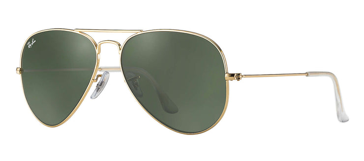 Ray-Ban - Aviator Rx - Gold / 55